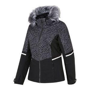 ZIENER TOYAH lady (jacket ski) zebra print 42
