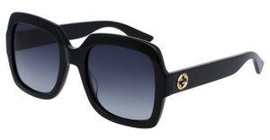 Gucci Sonnenbrillen GG0036S 001 Schwarz Damen