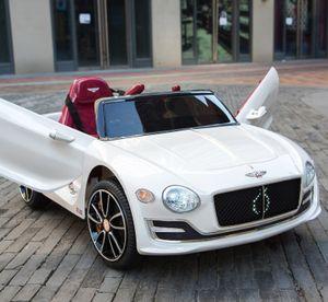 Elektro Kinderauto Bentley Continental Cabrio