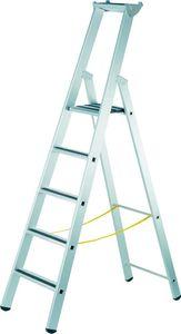 ZARGES R13step S - LM-Stufen-Stehleiter 5 Stufen
