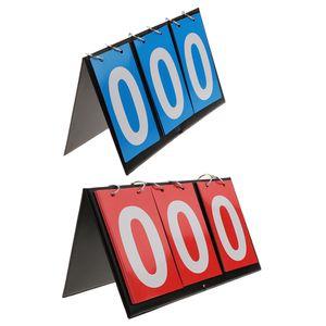 1 Paar 3 Digital Multifunktions Sport  Tischplatte Anzeigetafel Für Basketball