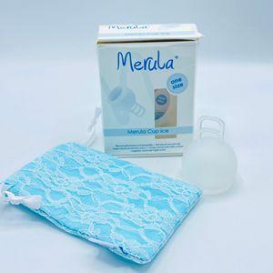 Merula Cup Menstruationstasse OneSize Farbe - Ice