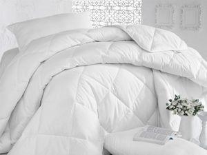 Bettdecke Steppbettdecke 155x220 cm. Allergikergeeinet, 100% Microfaser 4 Jahreszeiten