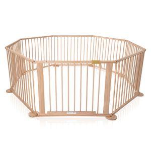 Baby Vivo Laufgitter aus Holz 8 Element