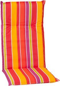 beo Saumauflage Hochlehner  Bunte Streifen rot-pink-gelb