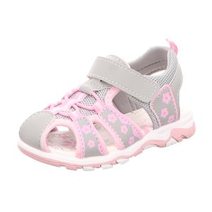 girlZ onlY Kinder Sandale GS122 Grau