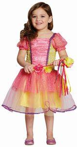 Rubie's kleid Kleid Prinzessin Mädchen rosa Größe 116