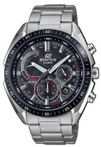 Casio Edifice Herrenuhr Edelstahlband Armbanduhr EFR-570DB-1AVUEF