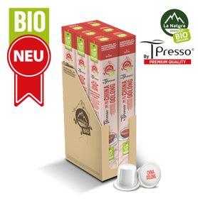 China OolongTee - 60 Teekapseln La Natura Lifestyle by Tpresso