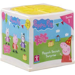 Peppa Wutz geheime Überraschung Peppa Pig  MIX 6 Figuren zum Sammeln