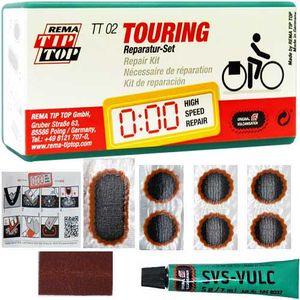 REMA Tip Top TT 02 Reparatur-Set  Fahrrad Flickzeug  9-teilig