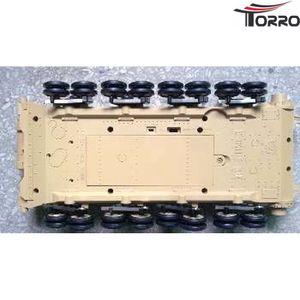 Torro Panzer 4 - Unterwanne mit Laufrollen - Ersatzteil