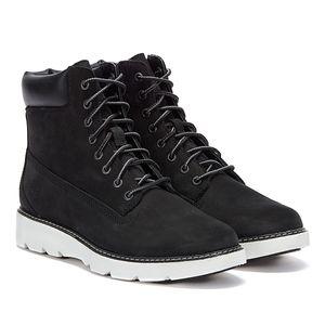 Timberland Keeley Field 6 Inch Schwarze Damen Outdoor Schuhe