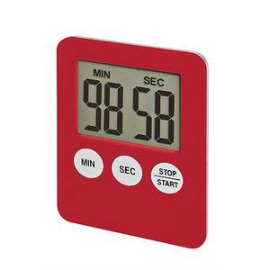Großer digitaler LCD-Küchenkoch-Timer Countdown-Uhrenalarm Magnetisch