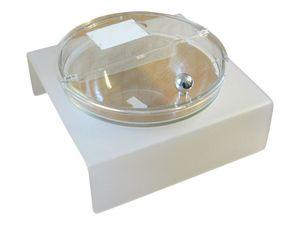 APS 128040 Multi Büfett-Ständer Cornflakes Dressing Dispenser ca. 27 x 27 cm mit Deckel