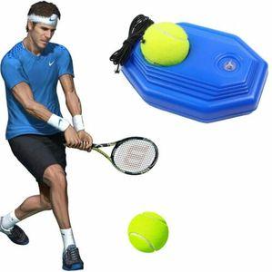 Tennis Training Tool Tennisball Selbststudium Rebound Ball Tennistrainer