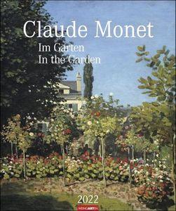 Claude Monet Im Garten Kalender 2022