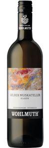 Wohlmuth Gelber Muskateller Klassik QbA trocken 2020 (1 x 0.75 l)