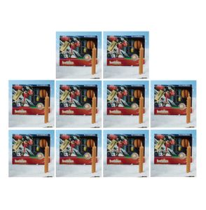 Bolsius Baum-Kerzen Bienenwachs 20 Stück