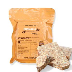 Convar-7 Peanut Weizenriegel Erdnussgeschmack 120g Notvorrat