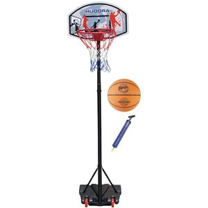 Hudora 71570/655/6146 3er Set Basketballst?nder Al