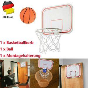 Miixia Mini Basketballkorb Basketball Set Indoor Basketball Board Kinderspielzeug