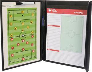 Agility Sports taktikmappe 44 x 35 cm Papier schwarz 4-teilig