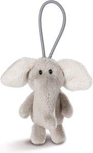 NICI - Zoo Friends Plüschanhänger (8cm), Motiv:Elefant