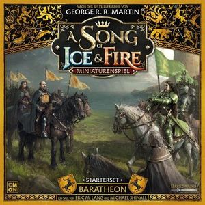 A Song of Ice & Fire - Baratheon, Starterset (DE), ab 14 Jahren