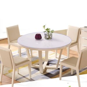 Klare Tischdecke Transparente Tischdecke Tisch Abdeckung Protector Tisch Pad Matte PVC wasserdicht fuer Kueche Dinning Tischdekoration