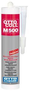 Ottocoll M500 310ml Kartusche C02 grau