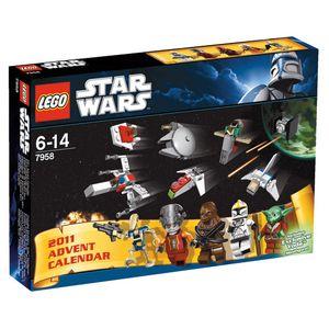 7958 LEGO Star Wars Adventskalender 2011