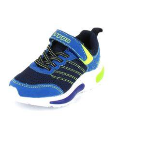 Kappa Jungen Sneaker blau 260880 : 33