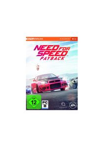 NEED FOR SPEED: PAYBACK (CODE IN A BOX) - CD-ROM DVDBox