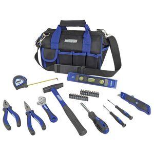 30-tlg. Werkzeugset in Tasche|Werkzeuge Handwerkzeuge Pro☆5434