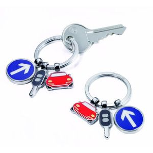 Schlüsselanhänger ON THE ROAD von Troika