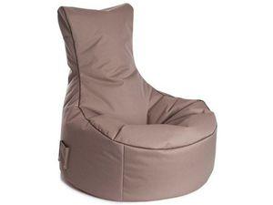 Sitzsack Swing Scuba 95 x 90 x 65 cm,  Khaki Swing