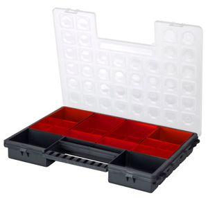 XL Organizer Sortimentskasten Werkzeugkasten Schraubenbox Kleinteilemagazin