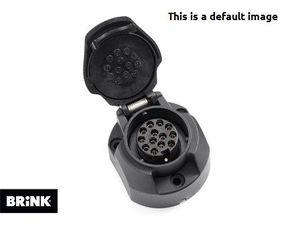 Brink | Elektrosatz, Anhängevorrichtung (754184) passend für Toyota