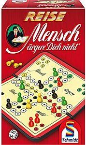 Schmidt Spiele - Reise Mensch ärgere Dich nicht