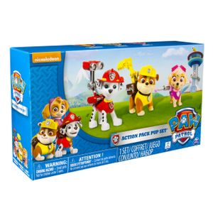 Paw Patrol Action Pup 3pk  Welpen in Aktion Chase, Zuma und Rocky