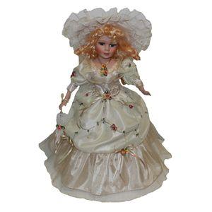 16 Zoll Porzellanpuppen viktorianischen Stil Bisque Doll China Doll