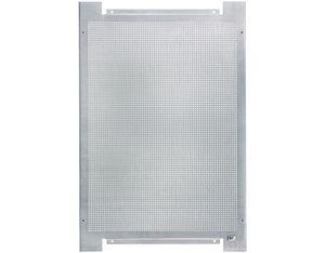 DUR-line LSR 400x600 Lochblech-Montageplatte