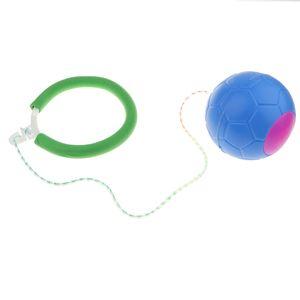 1 Ball überspringen , Farbe Blau