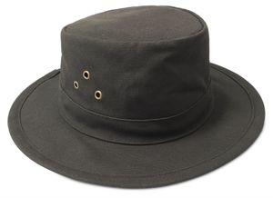 """Australischer Hut """"Uluru"""" - Braun - 57"""