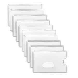 10x Schutzhülle   Kartenschutzhülle Kreditkarte   EC-Karte Hülle Kartenhülle