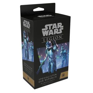 Spezialisten der Republik - Erweiterung für: Star Wars Legion (DE)