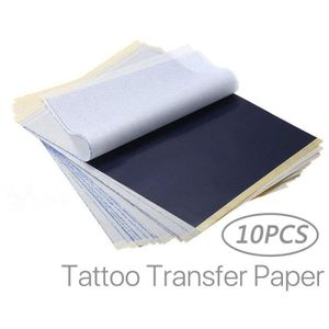 5pcs/10pcs/50pcs/100pcs Tattoo Transfer Papier