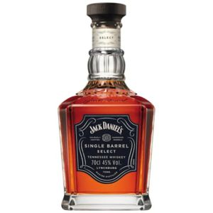 Jack Daniel's Single Barrel Select Tennessee Whiskey | 45 % vol | 0,7 l