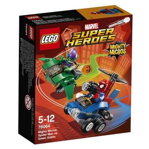 LEGO® Marvel-SH. Mighty Micros: Spider-Man vs. (76064) Lego Spielwaren GmbH